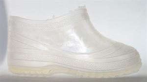Picture of Galoshes transparent silicone to baby boots, size 14 -21